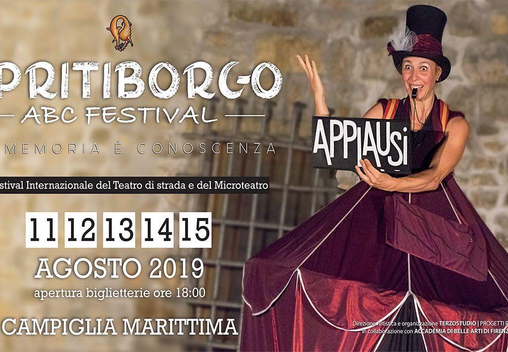 APRITIBORGO 2019 a Campiglia Marittima