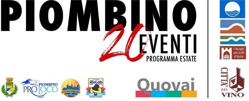 Comune di Piombino –  20Eventi 2020