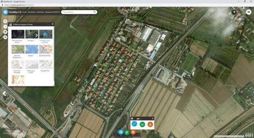 Esempio di tracciatura satellitare